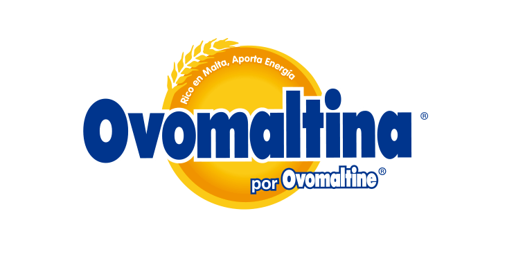 Logo de ovomaltina color